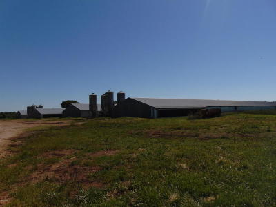 Newton County Farm & Ranch For Sale: Sss Bar M Lane
