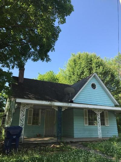 Newton County Single Family Home For Sale: 802 Center