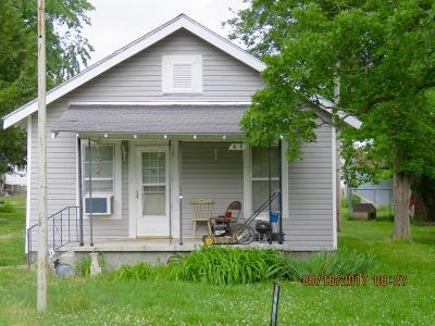 Jasper County Single Family Home For Sale: 425 Kansas Avenue