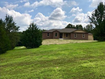 Joplin Single Family Home For Sale: 1703 S Oliver Avenue