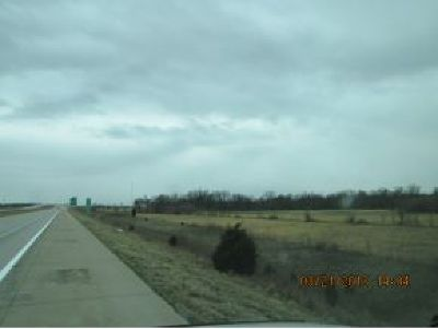 Neosho Residential Lots & Land For Sale: Xxxx 86 Highway (Tract 1)