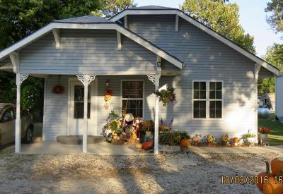 Jasper County Single Family Home For Sale: 444 Kansas Avenue