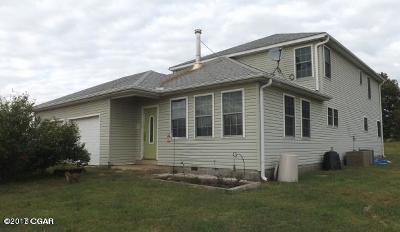 Stark City Single Family Home For Sale: 17367 Terrier Road