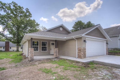 Jasper County Single Family Home For Sale: 2515 W Highland
