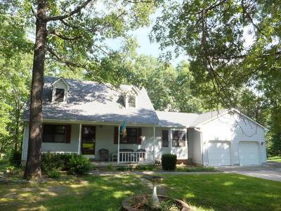 Jasper County Single Family Home For Sale: 5042 Deer Run Lane