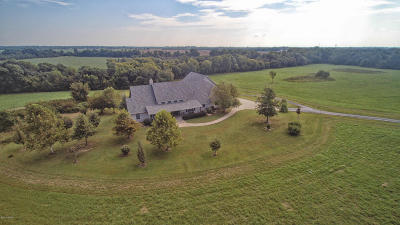 Jasper County Farm & Ranch For Sale: 9500 Cty Rd 300