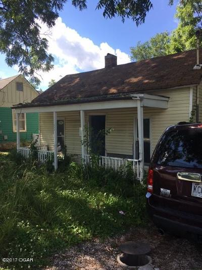 Newton County Single Family Home For Sale: 642 Baxter Road