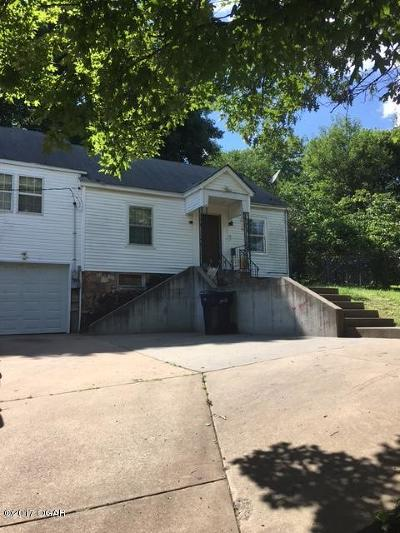 Newton County Single Family Home For Sale: 1006 Beverly