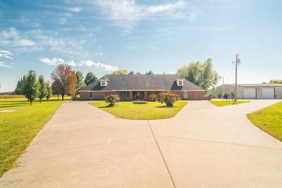 Webb City Single Family Home For Sale: 25270 Ivy Road