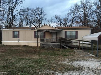 Newton County Single Family Home For Sale: 11502 Cedar Dr