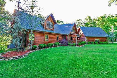 Seneca Single Family Home For Sale: 7864 Timber Ridge Drive