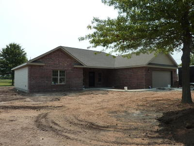 Newton County Single Family Home For Sale: 1725 Waldo Hatler Memorial Drive