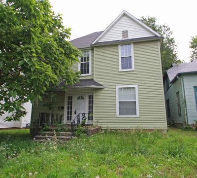 Joplin Single Family Home For Sale: 109 S Byers Avenue