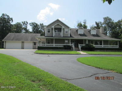 Neosho MO Single Family Home For Sale: $339,900