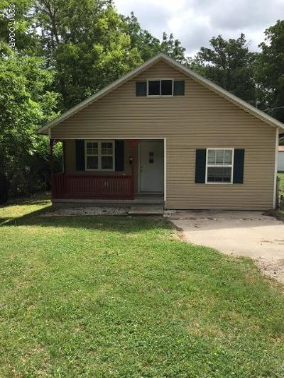 Newton County Single Family Home For Sale: 809 Hearrell