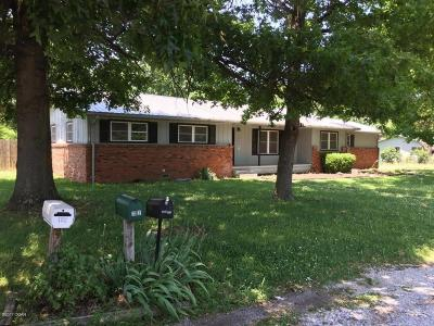 Jasper County Single Family Home For Sale: 204 N Arlington