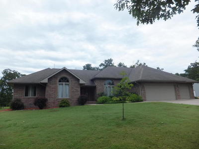 Carthage Single Family Home For Sale: 5280 S Chapel Road