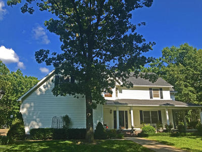 Carthage Single Family Home For Sale: 3892 County Lane 133