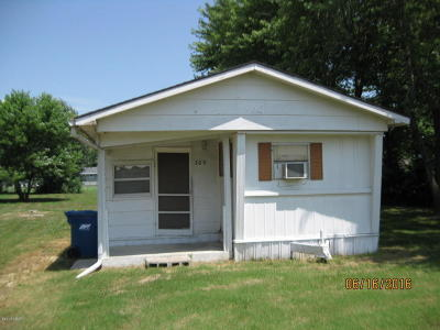 Jasper County Rental For Rent: 303 Temple