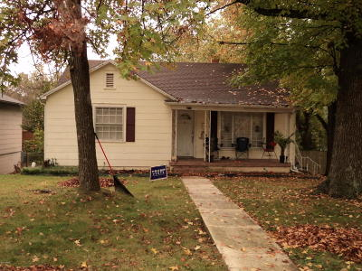 Newton County Single Family Home For Sale: 411 W North Street