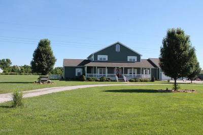 Carthage Single Family Home For Sale: 10666 Farm Lane