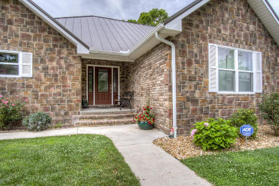 Carthage Single Family Home For Sale: 13041 Locust Road