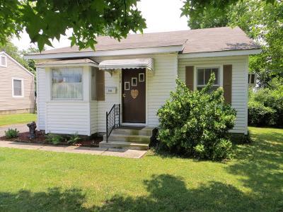 Jasper County Single Family Home For Sale: 2910 E 14th Street