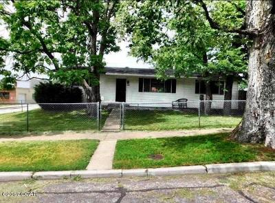 Jasper County Single Family Home For Sale: 1005 Central Street