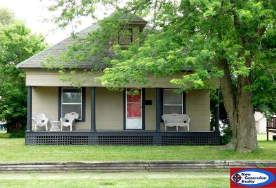 Jasper County Single Family Home For Sale: 1607 Grand Ave