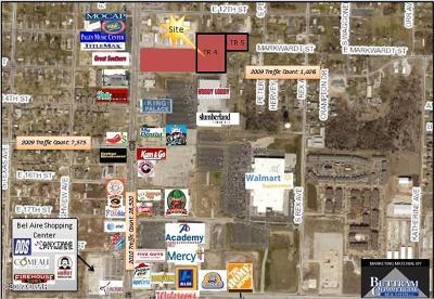 Jasper County Residential Lots & Land For Sale: 1229 S Range Line Tr 4 & 5