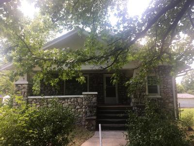 Jasper County Single Family Home For Sale: 1730 S Picher
