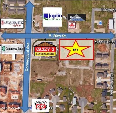 Jasper County Residential Lots & Land For Sale: 1910 E 20th St Tr 1