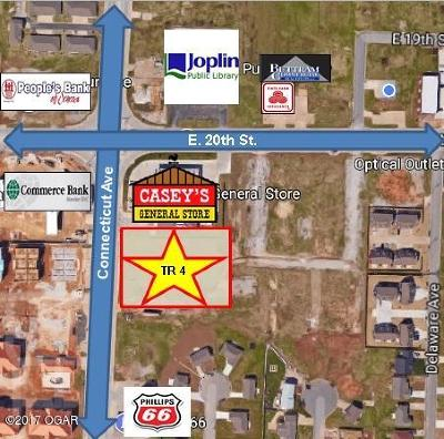 Jasper County Residential Lots & Land For Sale: 1910 E 20th St Tr 4