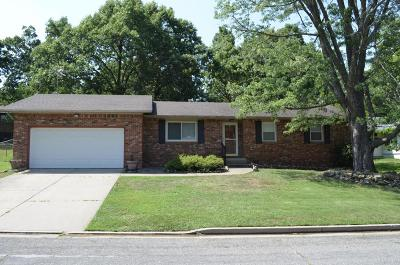 Newton County Single Family Home For Sale: 410 Geyer