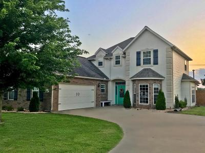 Webb City Single Family Home For Sale: 2211 Greystone Square