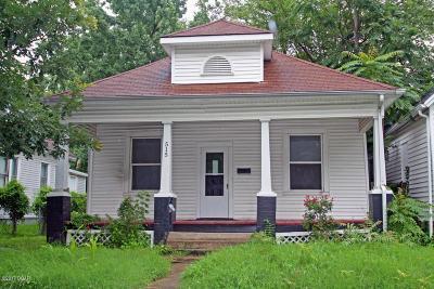 Jasper County Single Family Home For Sale: 515 S Connor Avenue