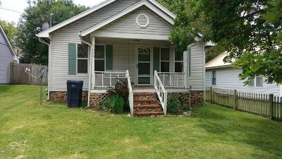 Neosho MO Single Family Home Sold: $39,900