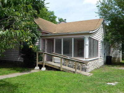 Newton County Single Family Home For Sale: 432 W Brook St