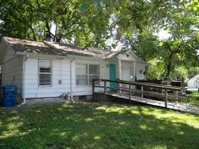 Jasper County Single Family Home For Sale: 907 Poplar Street