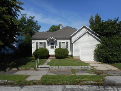 Jasper County Single Family Home For Sale: 917 Howard Street