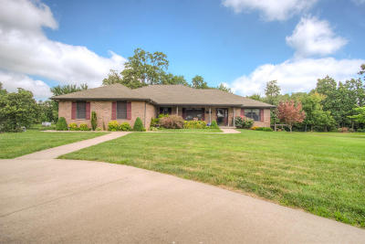 Neosho Single Family Home For Sale: 1320 Rocketdyne Road