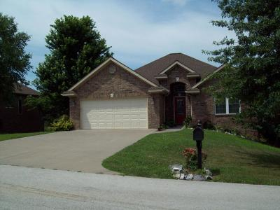 McDonald County Single Family Home For Sale: 3 Barbara Court
