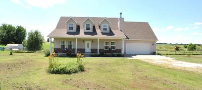 Oronogo Single Family Home For Sale: 12275 County Road 227