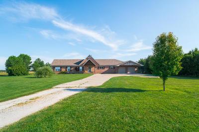 Seneca Single Family Home For Sale: 4819 Co Hwy Bb