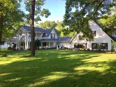 McDonald County Single Family Home For Sale: 597 Creekside Road