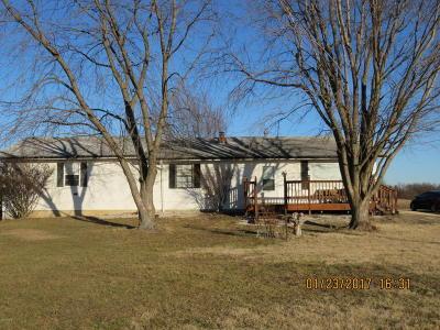 Seneca Single Family Home For Sale: 10613 Bethel Road