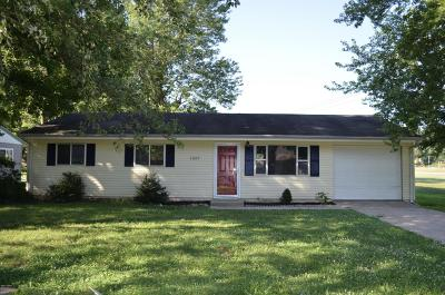 Newton County Single Family Home For Sale: 1207 Stratford Place