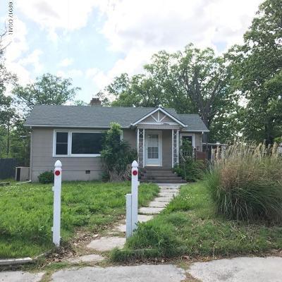Jasper County Single Family Home For Sale: 3528 Oak Ridge Drive