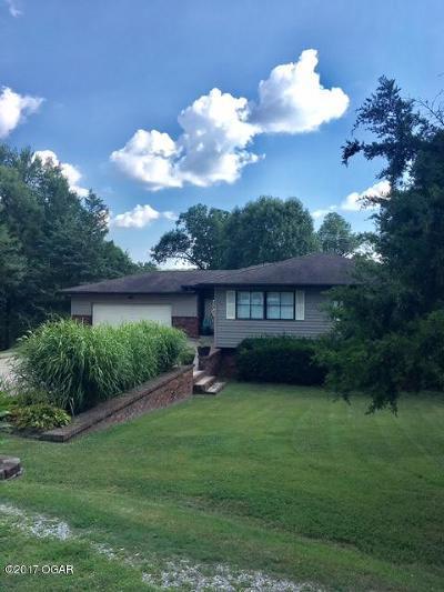 Newton County Single Family Home For Sale: 967 Cedar Ridge Drive