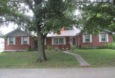 Jasper County Single Family Home For Sale: 1114 E College Street